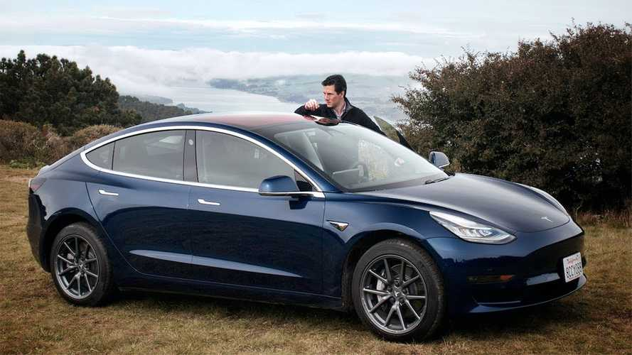 Watch Tesla Model 3 Get Tested By Phil's Morning Drive
