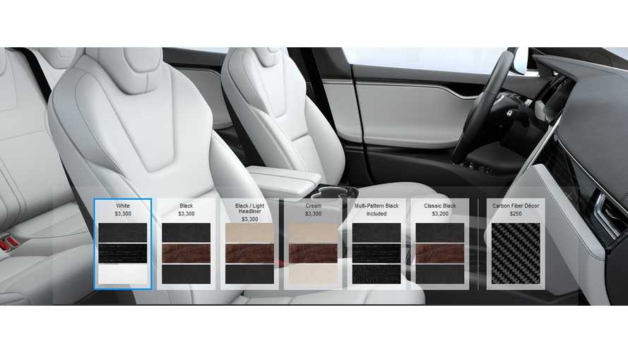Tesla Eliminates Leather Seating Options On Model S And Model X