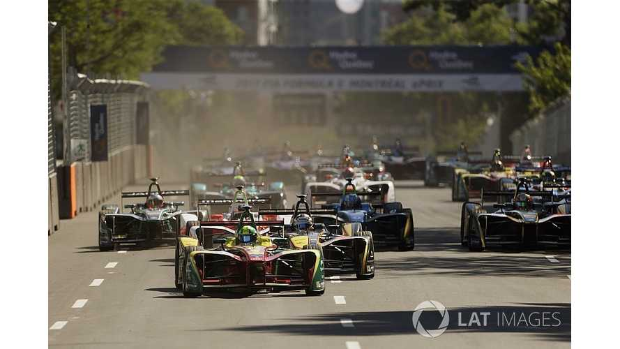 Team-By-Team Ratings For 2017 Formula E