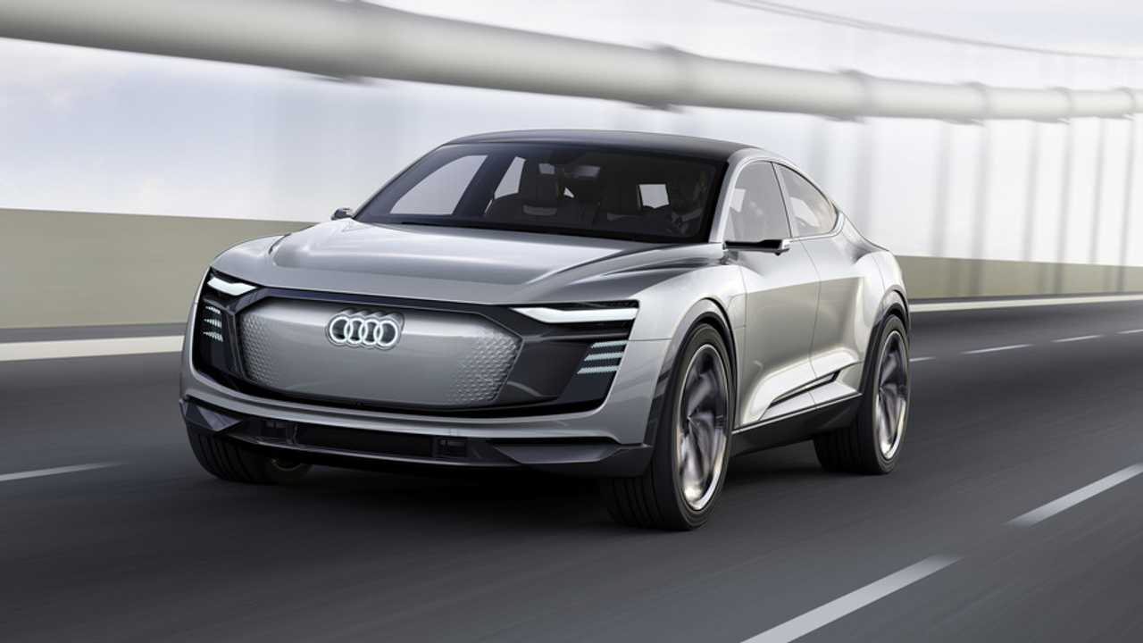 Audi Reconfirms e-tron Sportback For Launch In 2019, Announces Brussels Factory As Production Site