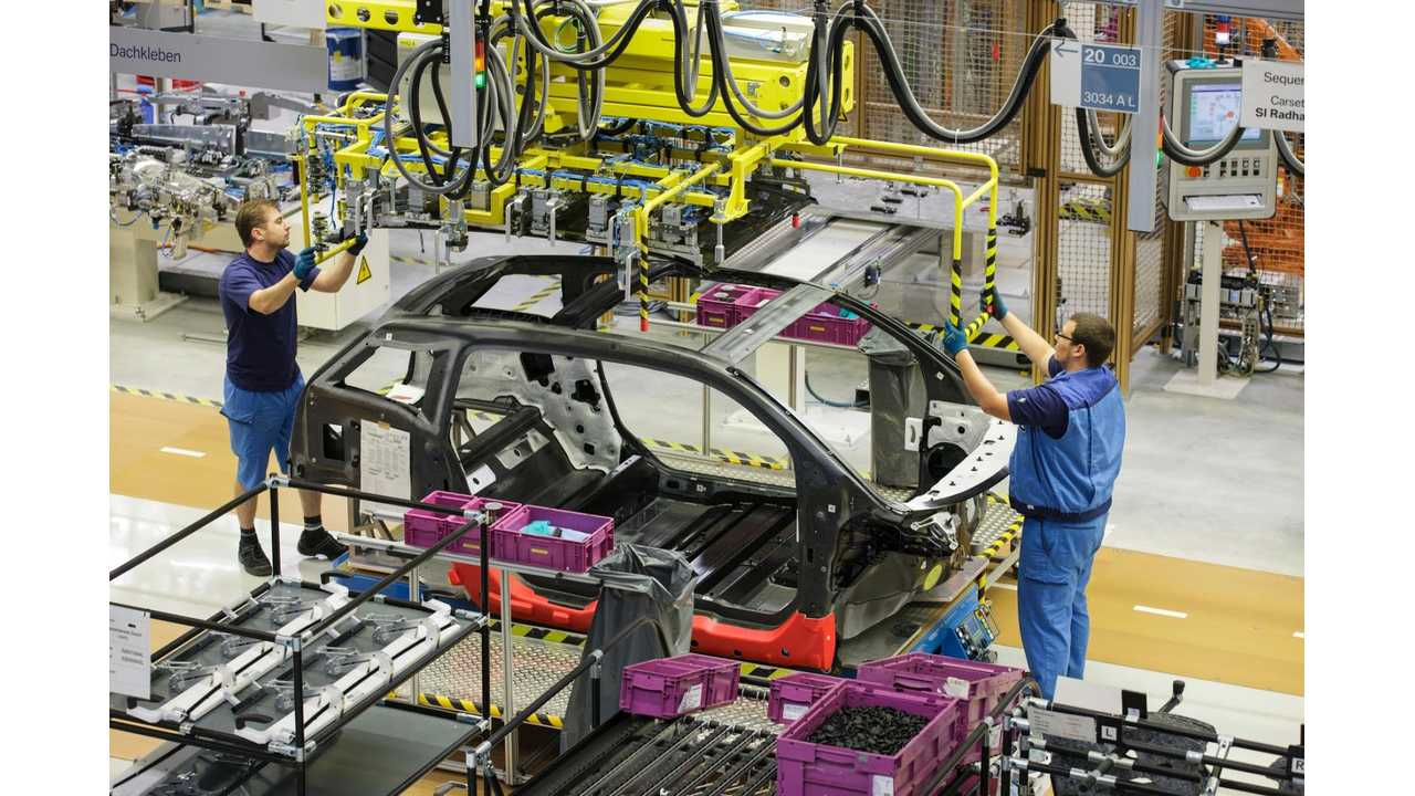BMW To Streamline Vehicle Equipment To Free Up Money For EV Development