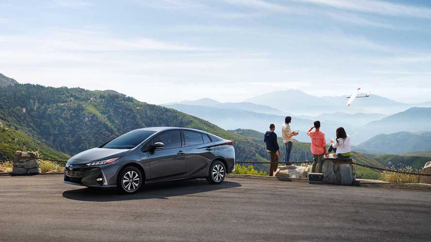 Early Sales Data Suggests The Toyota Prius Prime May Be 2017's Best Selling Plug-In Globally