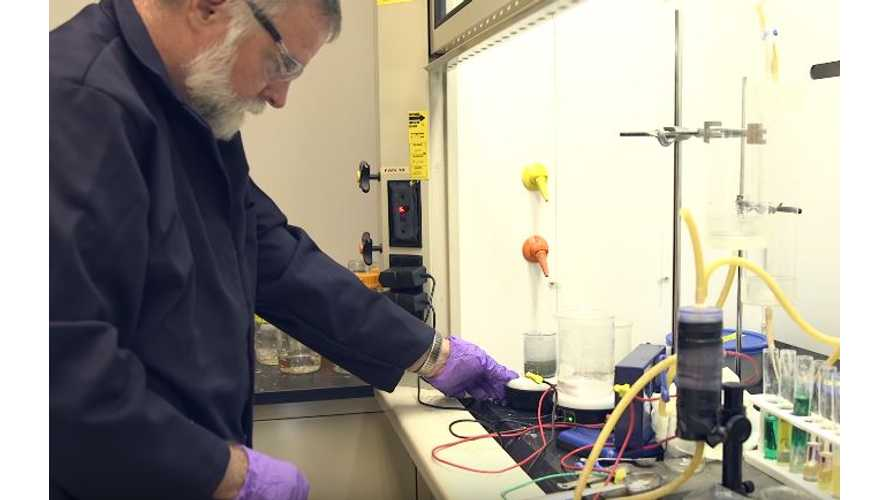 """""""Instantly Rechargeable"""" Batteries Almost Ready For Production"""