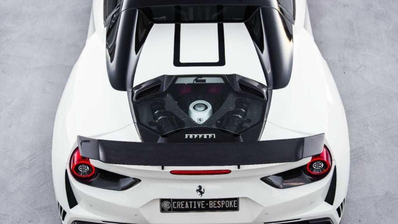 2017 Ferrari 488 Spider Novitec N-Largo