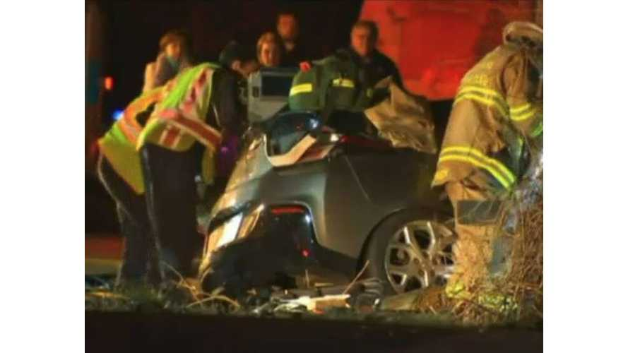 First Fatal Crash Involving Chevrolet Volt Tragically Claims Lives Of 3 Occupants