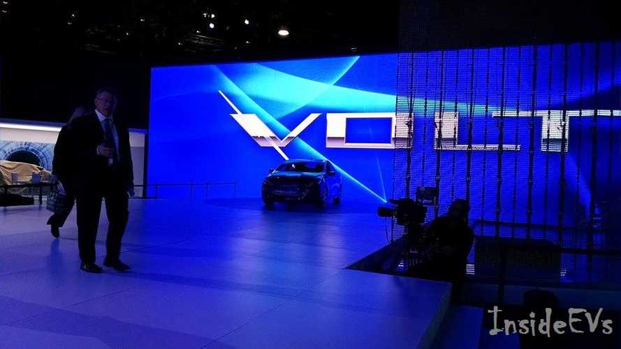 Chevrolet Volt Sales Flat Ahead Of Imminent 2016 2nd Gen Deliveries