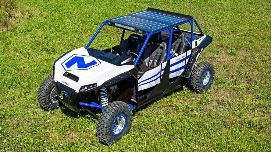 Nikola Zero Electric UTV To Launch With $37,500 Price Tag, Range Of Up To 200 Miles
