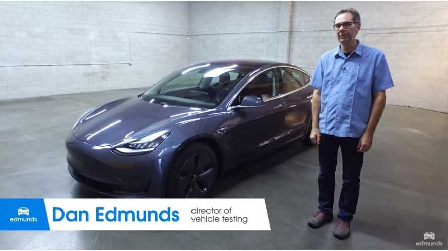 Tesla Model 3 Review By Edmunds - Video