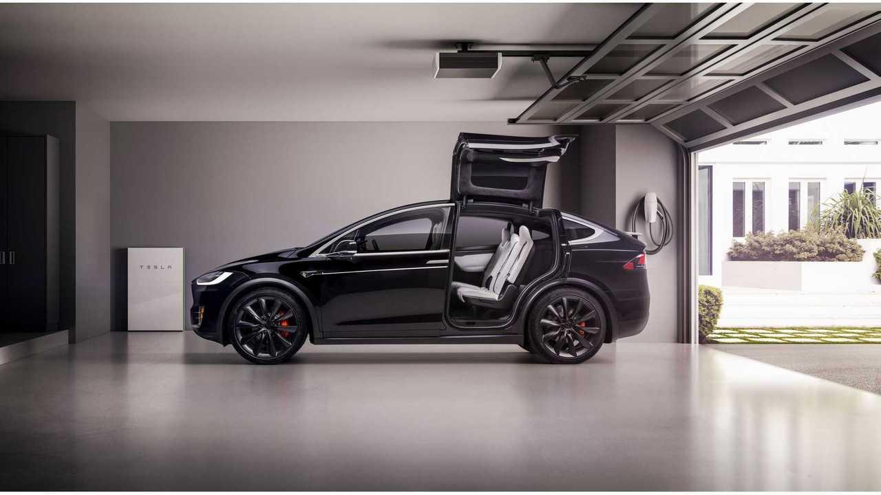 Tesla Model X & Powerwall