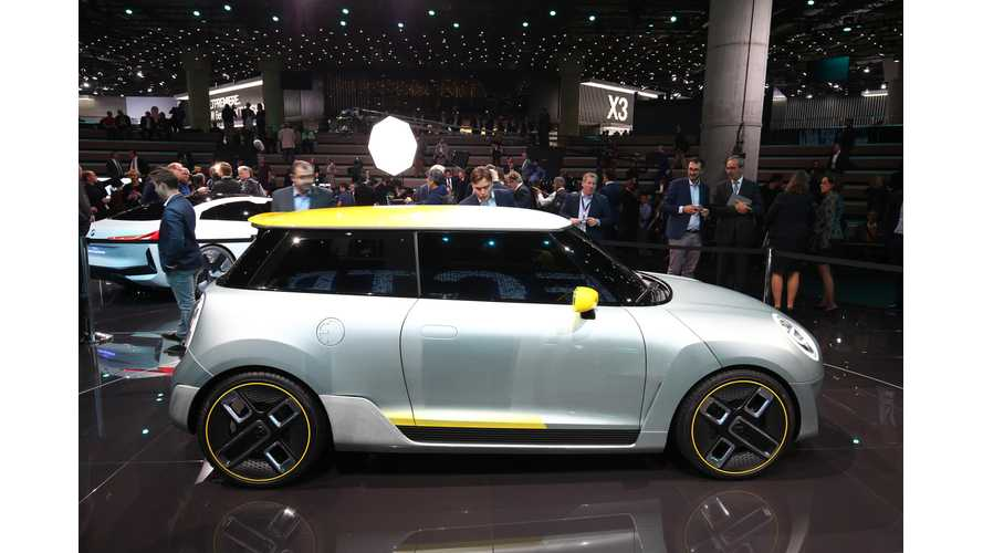 MINI Electric Concept Featured In Video Interview With Design Boss
