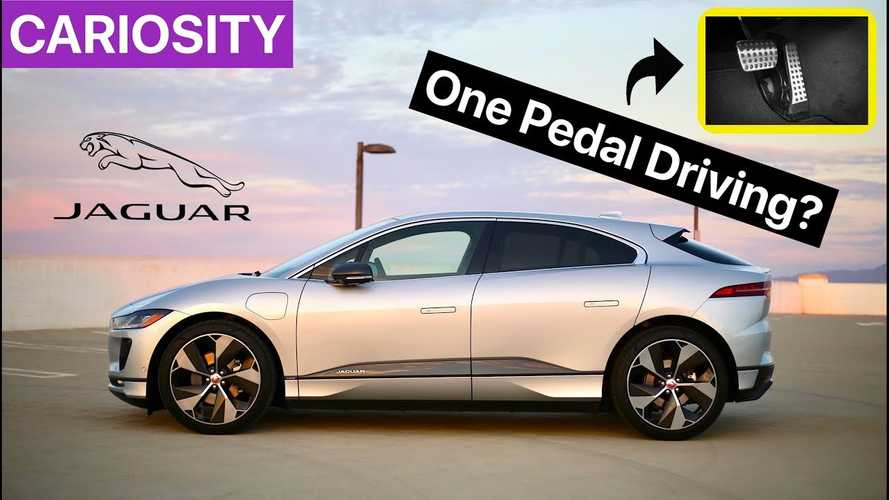 Is One-Pedal Driving Possible In A Jaguar I-Pace?