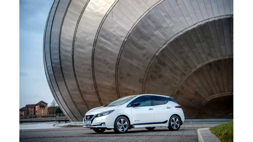 Plug-In Electric Car Sales In The Netherlands Tripled In November