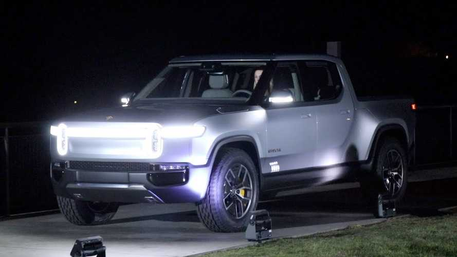 Rivian R1T Up-Close And In-Depth: Everything You Need To Know