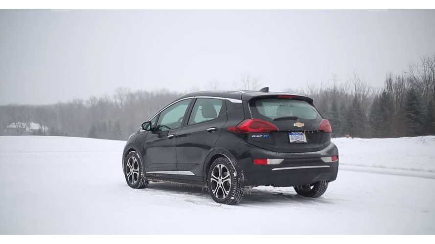 Cold Weather Electric Car Tips From General Motors