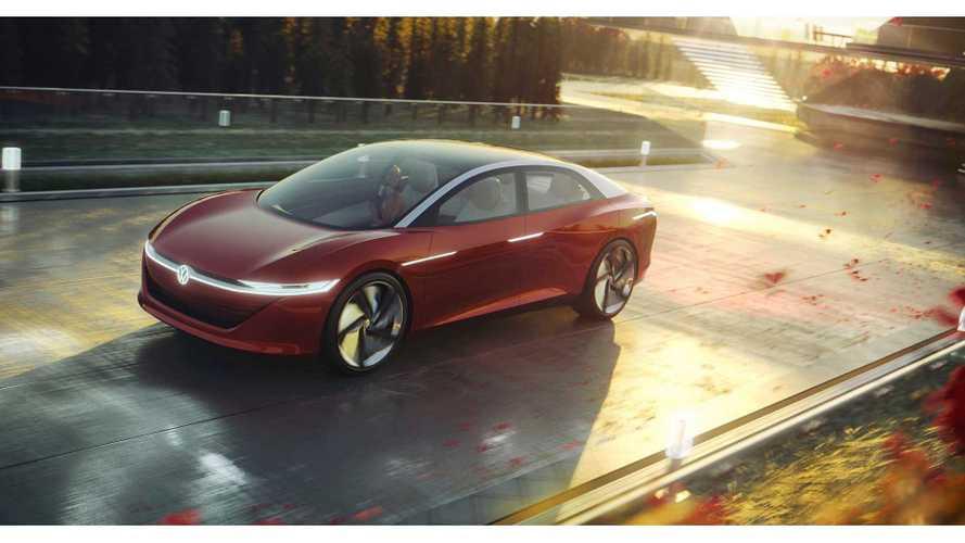 More Details On Volkswagen's Plan To Invest Billions For EVs