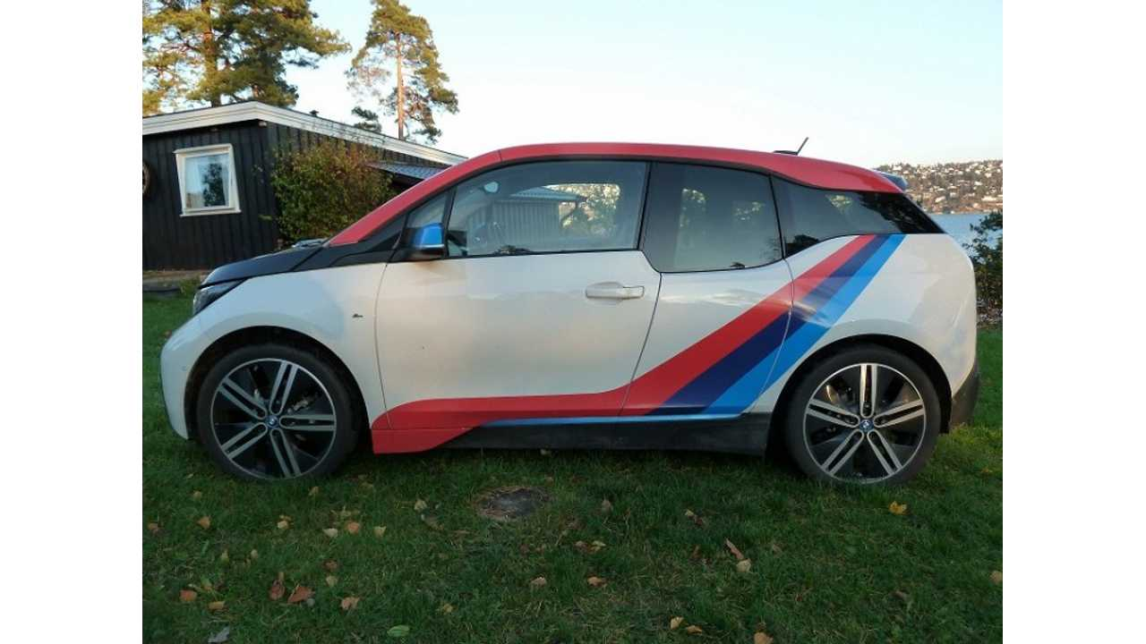 BMW i & BMW M To Team Up In The Future?