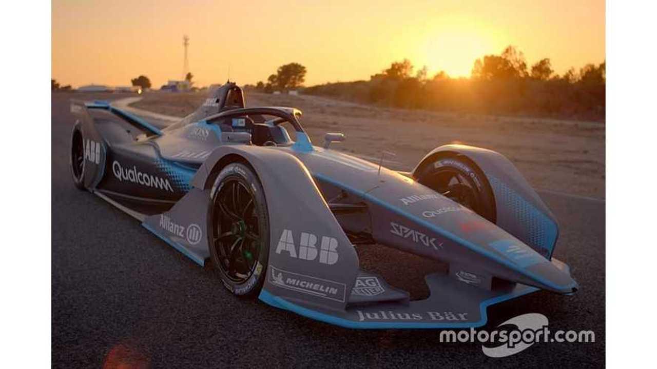 Rosberg To Perform First Public Demo Run Of Gen 2 Formula E Car