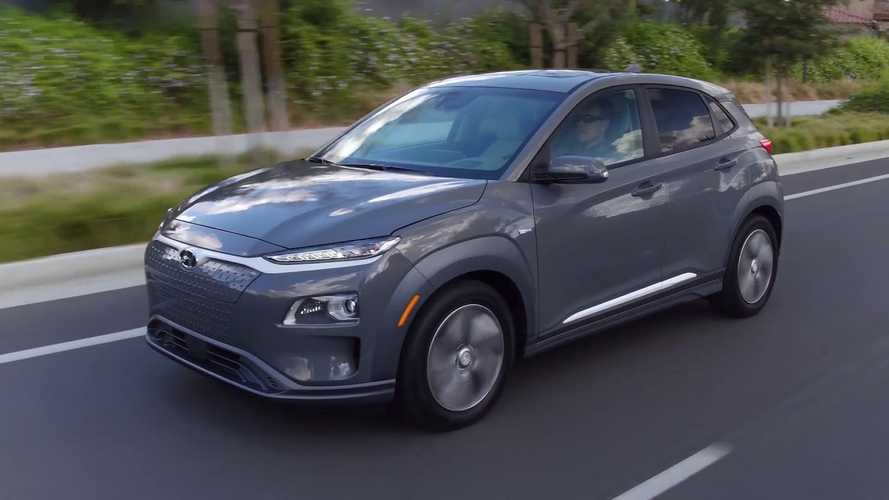 Alex On Autos Checks Out Hyundai Kona Electric
