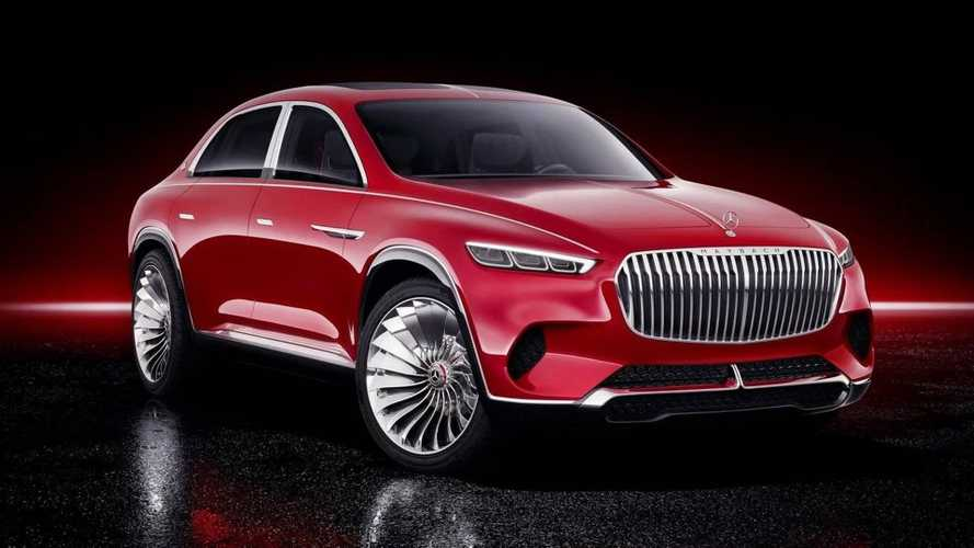 UPDATE - Electric Vision Mercedes-Maybach Ultimate Luxury Leaked