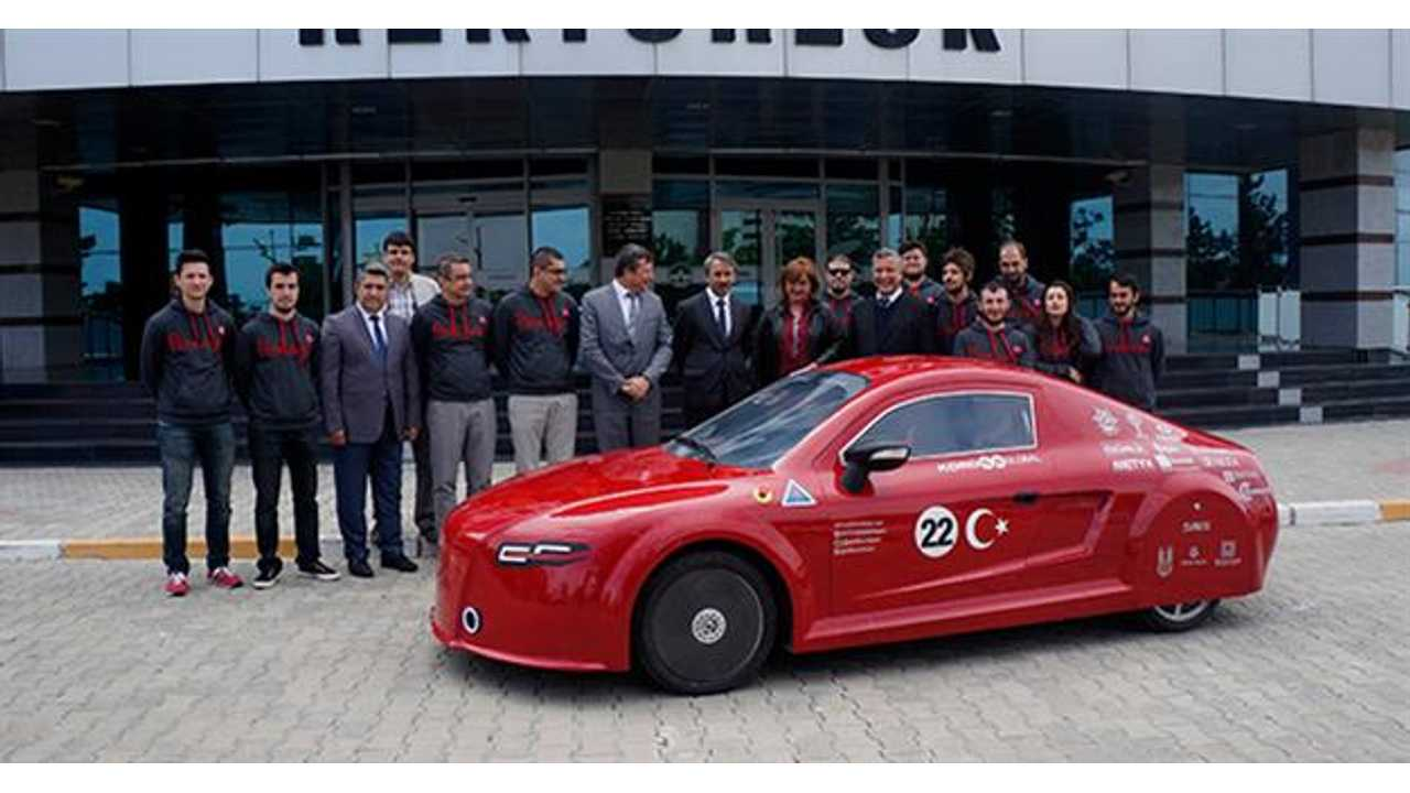 Pehlivan Electric Car From Turkey Claimed To Be