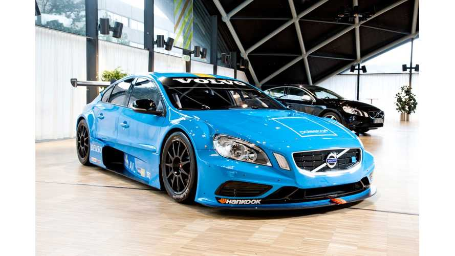 Volvo To Enter Formula E With Polestar Division?