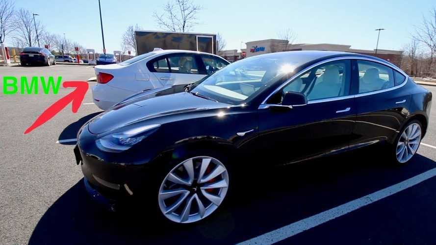 Tesla Model 3 Performance First Drive: BMW Owner's Candid Reactions