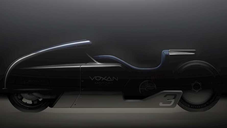 Voxan Motors va tenter le record de vitesse en moto électrique