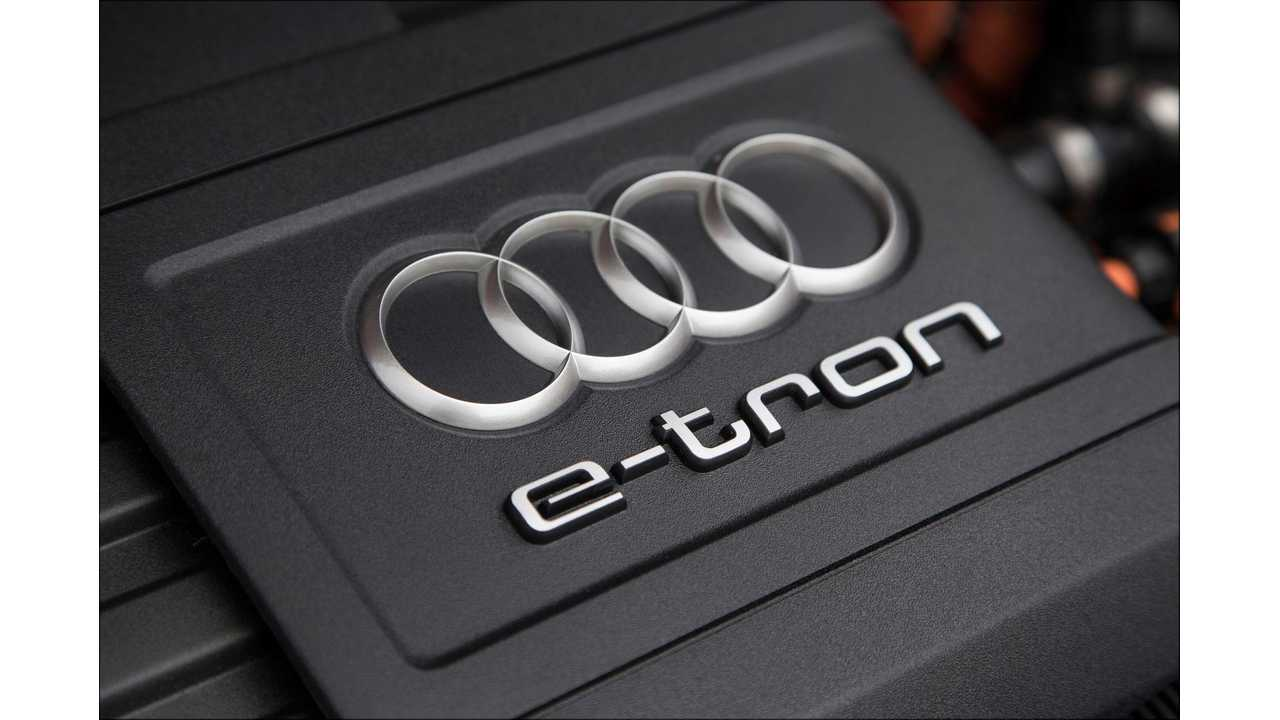 Will Audi Force BMW's Hand In Electric Car Market?