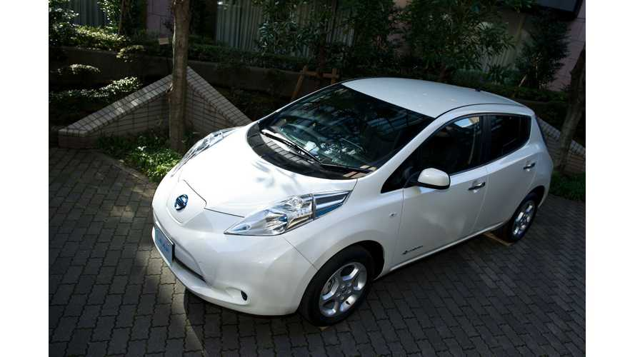 Are These 5 Changes Necessary For Next-Generation Nissan LEAF To Be A Success?