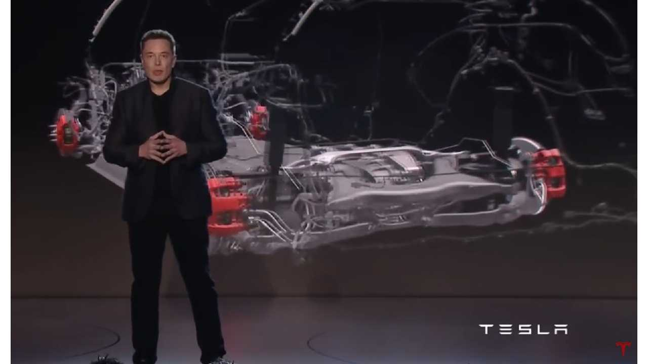 Tesla CEO Notes That The Model 3 Base $35,000 EV Will Be RWD Standard, Dual Motor/AWD Optional