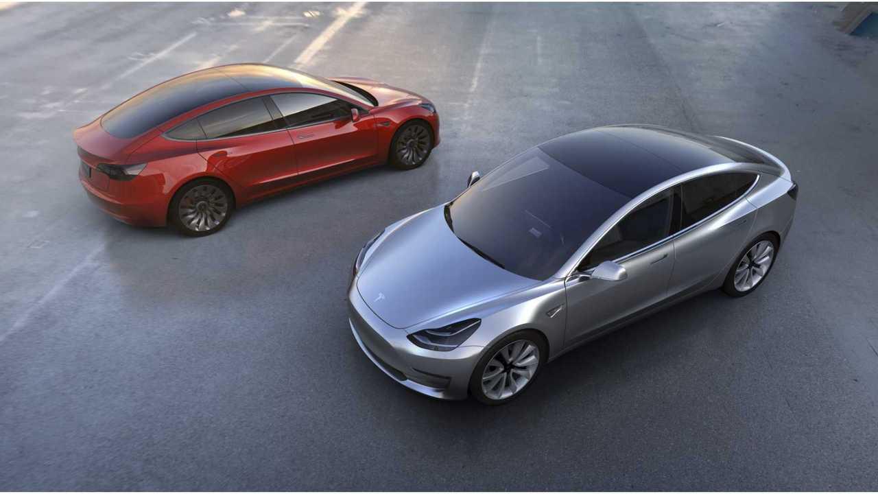 Tesla Model 3 Tweet Storm By Musk Reveals Tons Of New Details