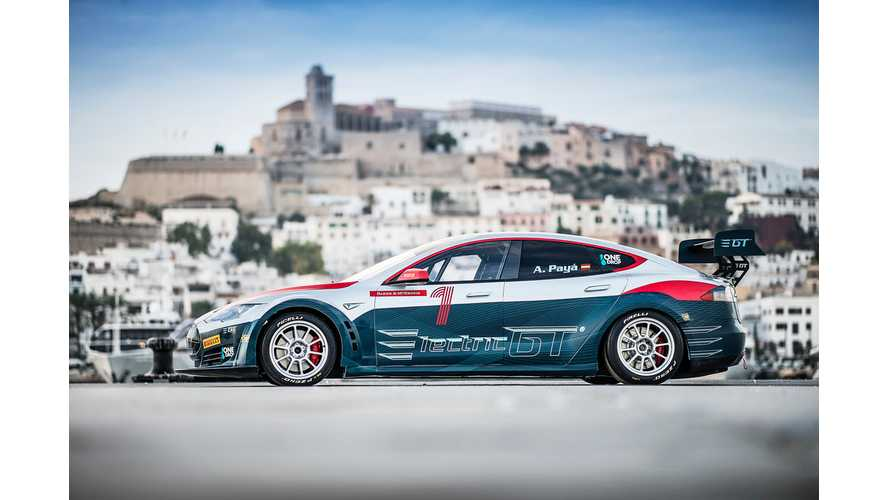 Electric GT Delays Tesla-Based Racing Series Launch