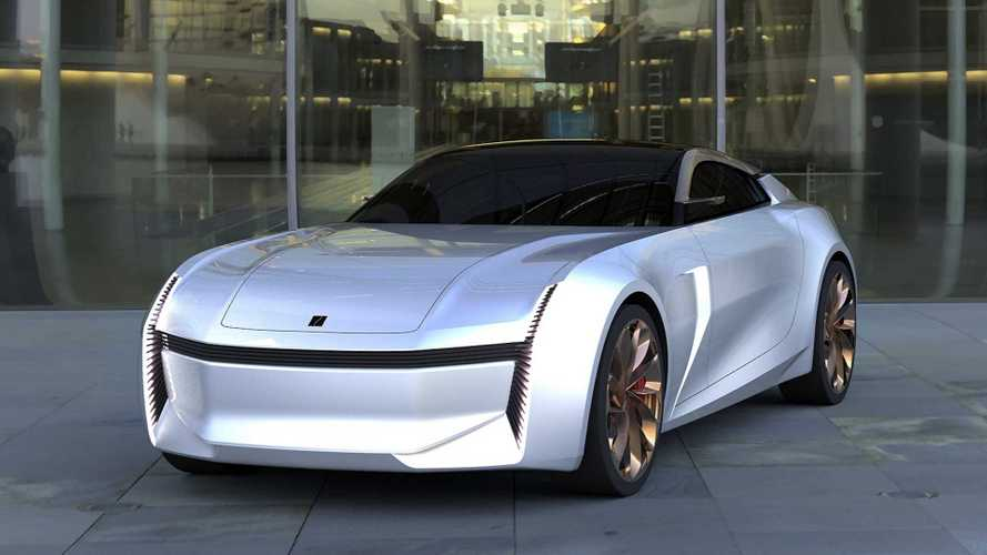 Lynk & Co. Electric Coupe Concept Looks Quite Funky