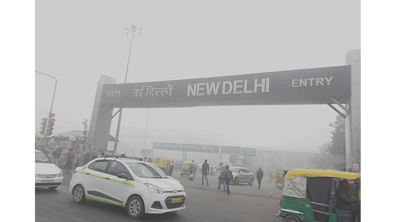 Delhi Would Like To Achieve 25% Electric Car Penetration By 2023