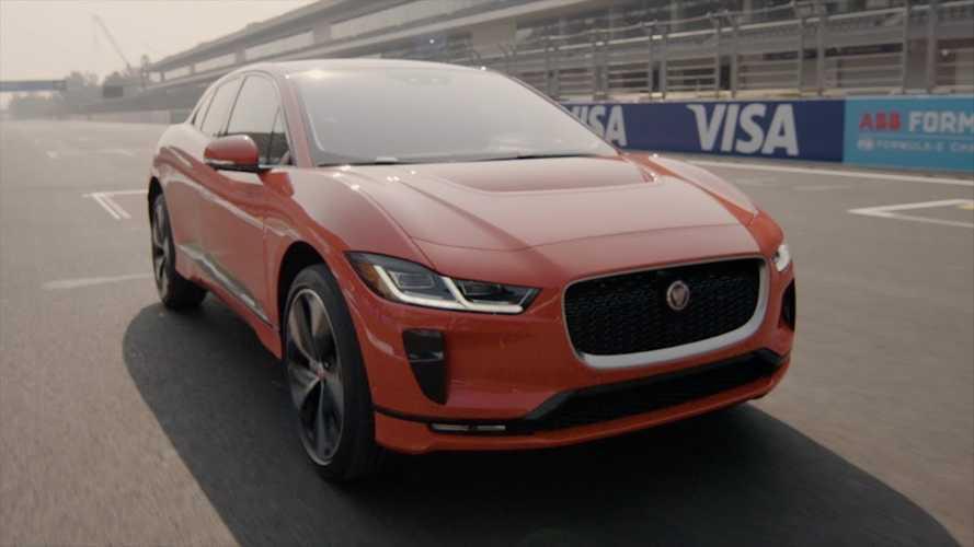 New Jaguar I-Pace Video Brilliantly Addresses False Concerns