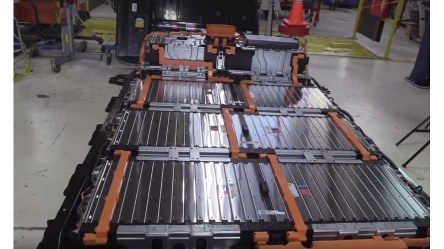 Here's What Really Happens To Used Electric Car Batteries