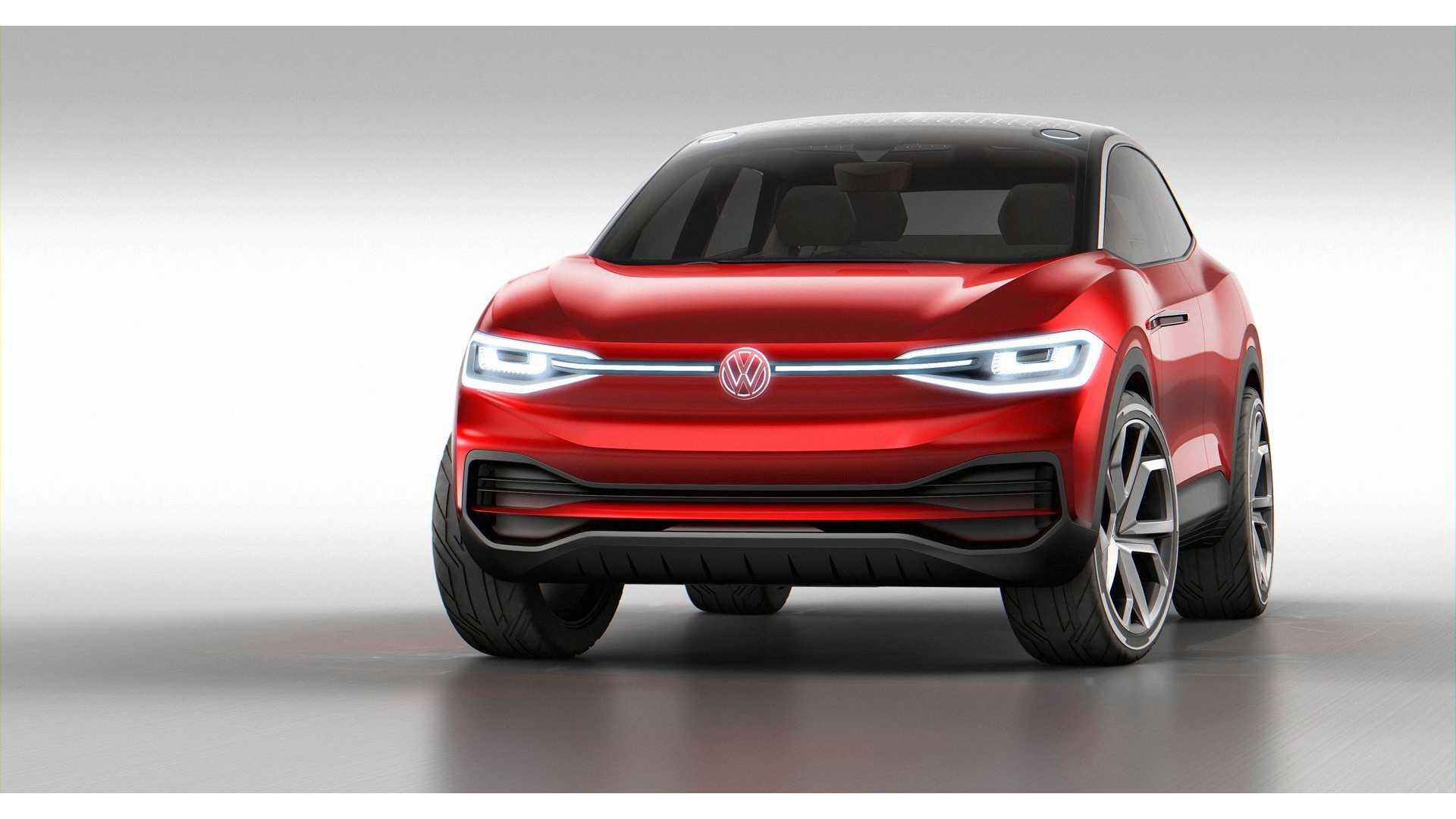 Volkswagen to launch range of souped up GTX ID. electric cars