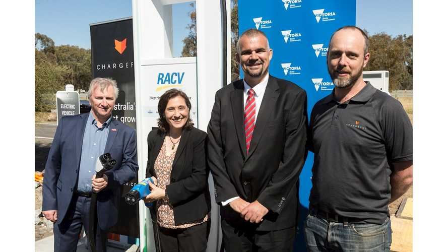 Chargefox Launches First ABB Ultra-Fast Chargers In Australia