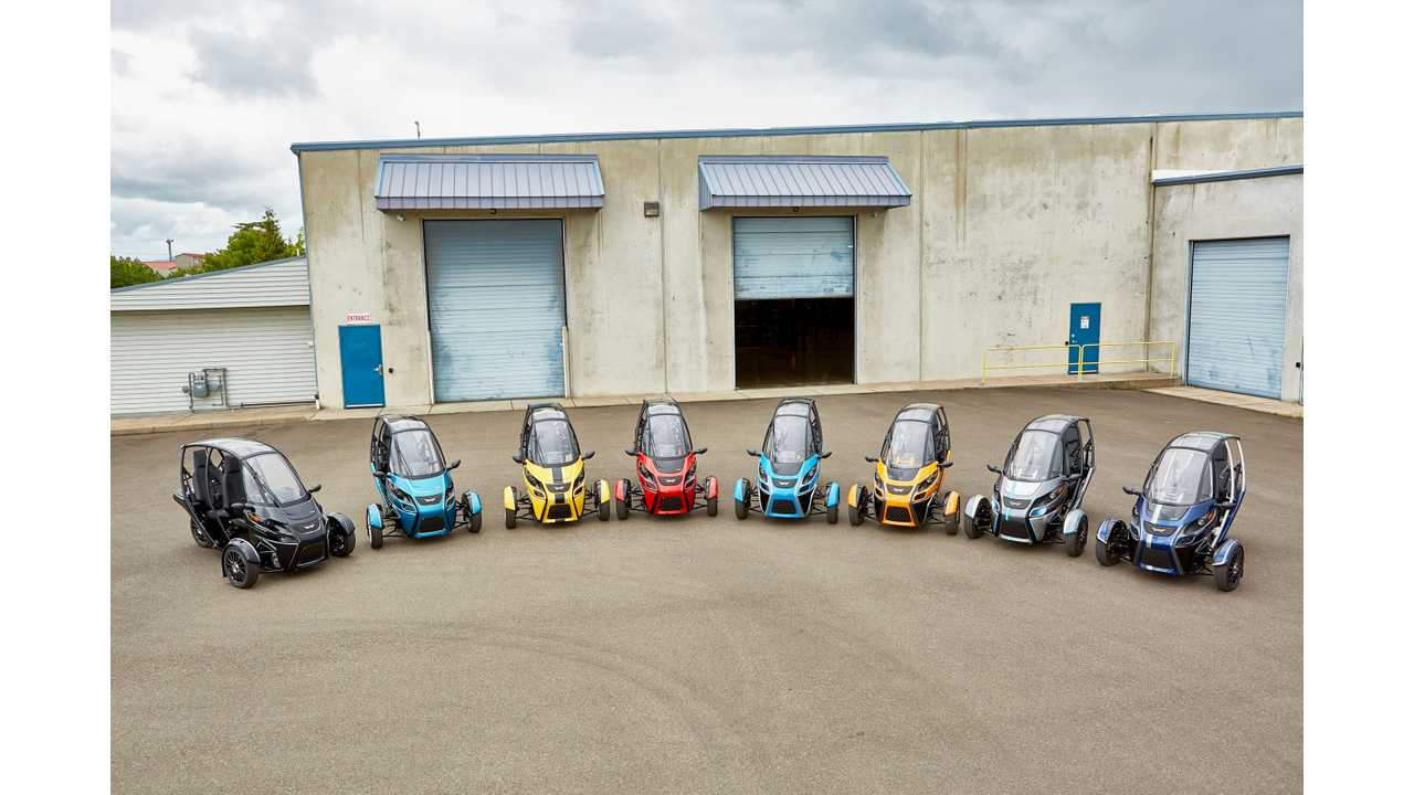 Arcimoto Gets Amped, Delivers On Signature Series Promise