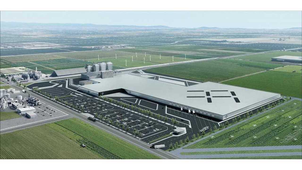Faraday Future Hires Contractor To Build Car Factory
