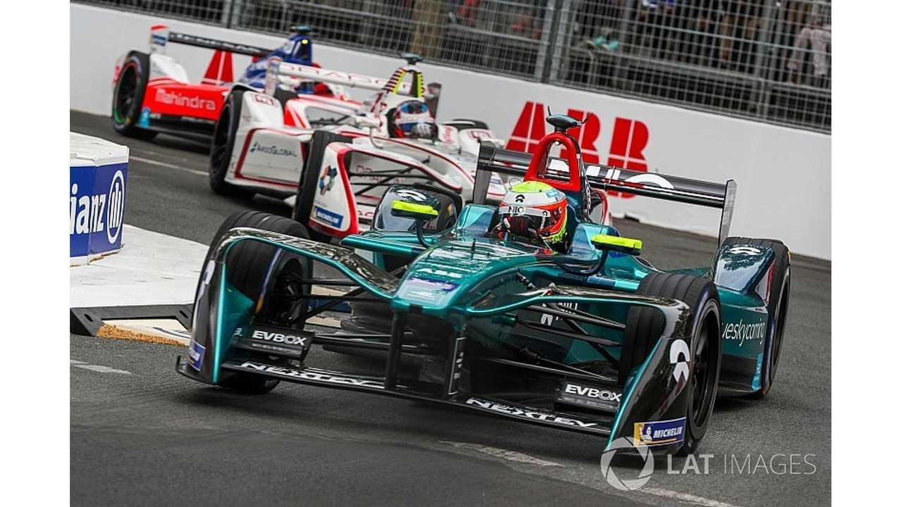 Formula E Chief Racing Engineer Discusses Paris ePrix
