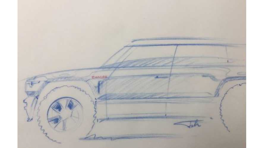 Fisker Sketches Out Electric SUV In Response To Ford's Axing Of Cars