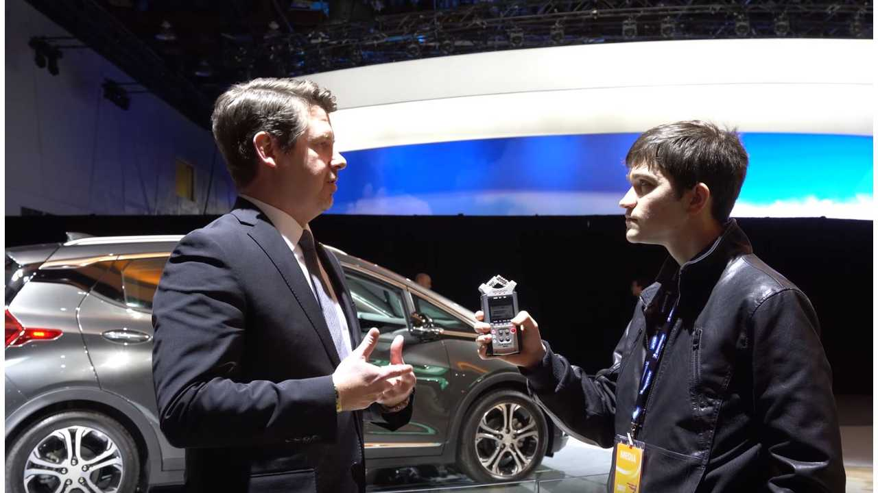 Who's Buying The Chevrolet Bolt? Video Interview With Chevy Product Strategy Manager