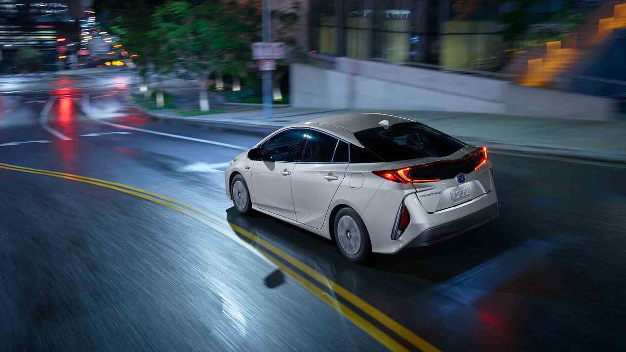 Strong Prius Prime S To Trigger Toyota Sunset Of The Company 7 500 Credit In Q1
