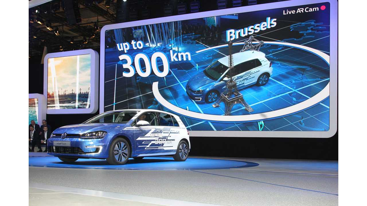 ChargePoint: VW's $2 Billion Settlement Into EV Infrastructure To