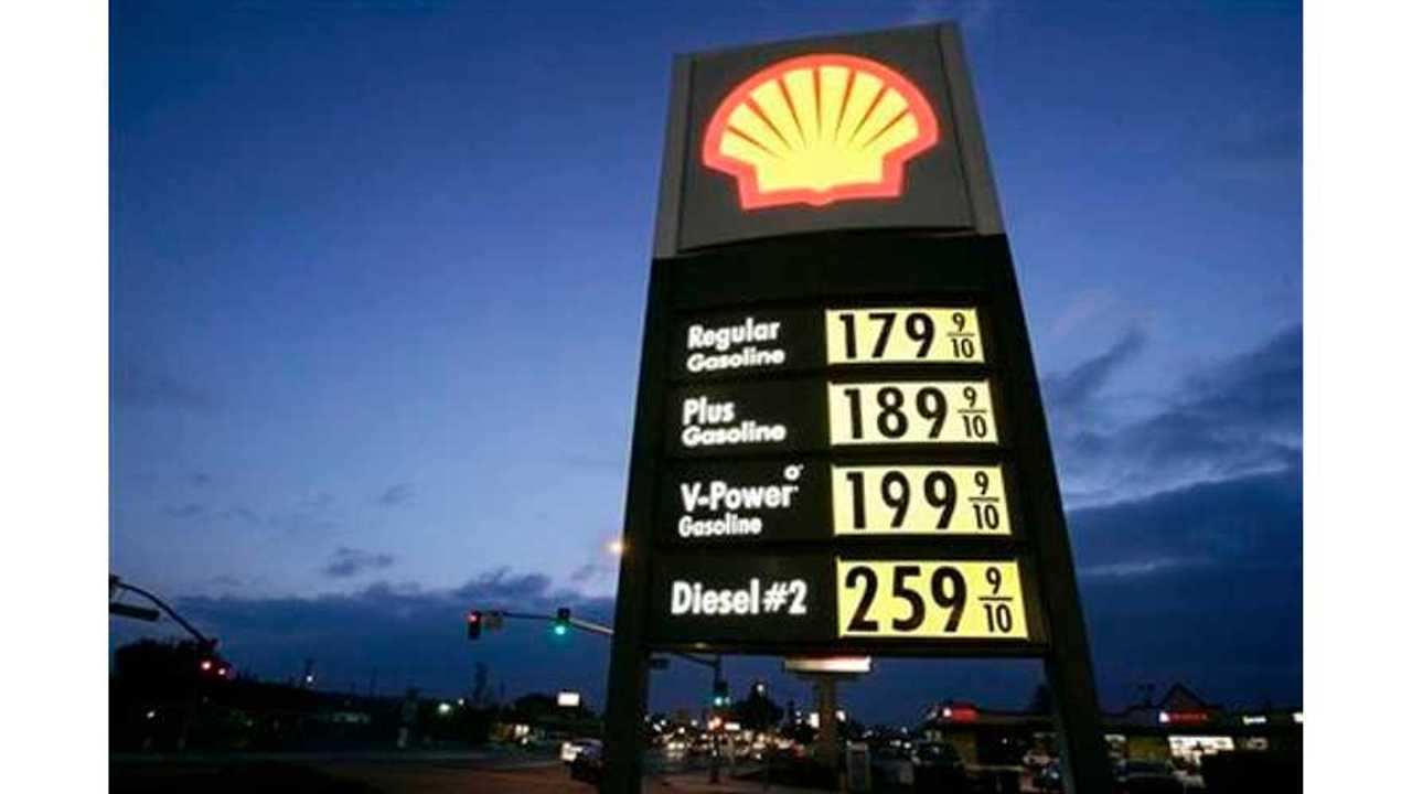 What Do Shell Oil Execs Drive? A BMW i3 & A Mercedes-Benz S500e