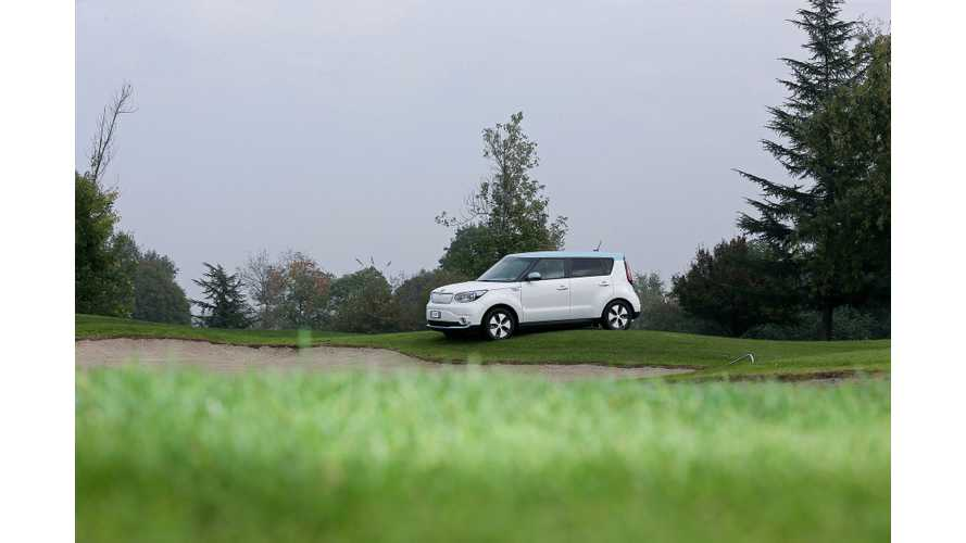 Autocar Test Drive Review Of Kia Soul EV