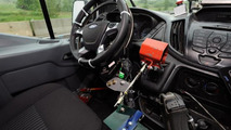 Ford uses robots to test Transit durability 17.06.2013