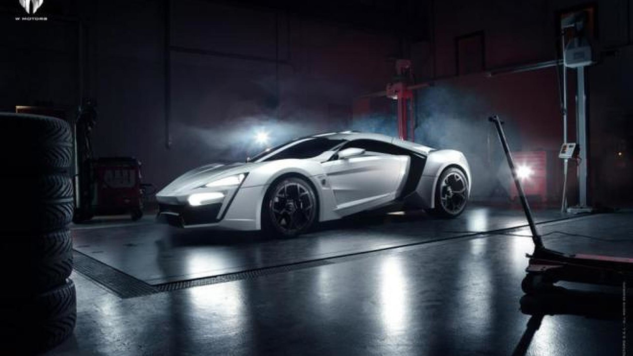 Lykan Hypersport Listed For Sale In Dubai For Whopping 3 4m Usd