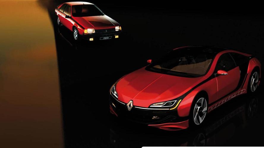Imaginamos el Renault Fuego del futuro: ¿te gusta?